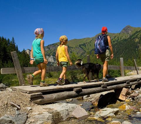 Vacanze in famiglia in val di fassa attivit estive for Vacanze in famiglia